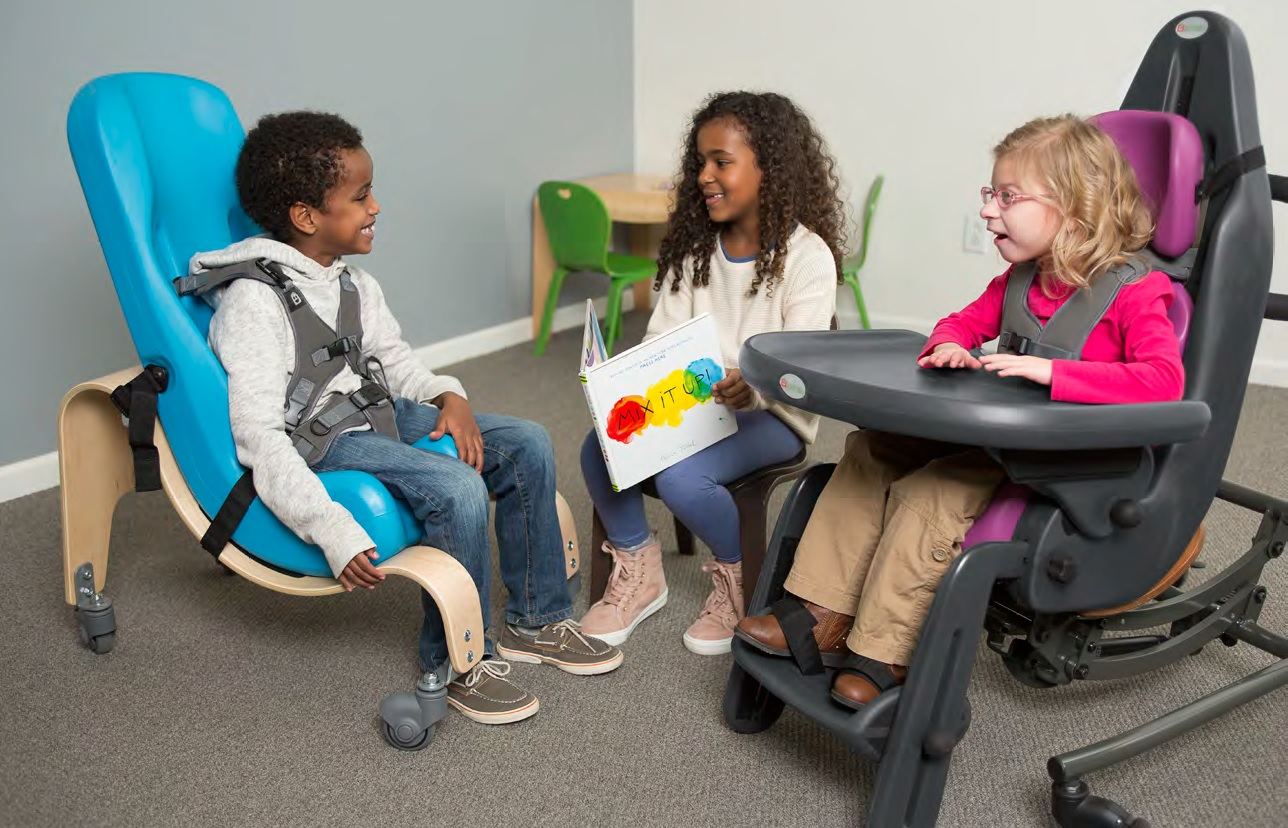 Corner Chair For Special Needs Child Sante Blog